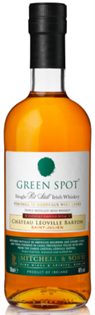Green Spot Irish Whiskey Finished In Chateau Leoville...